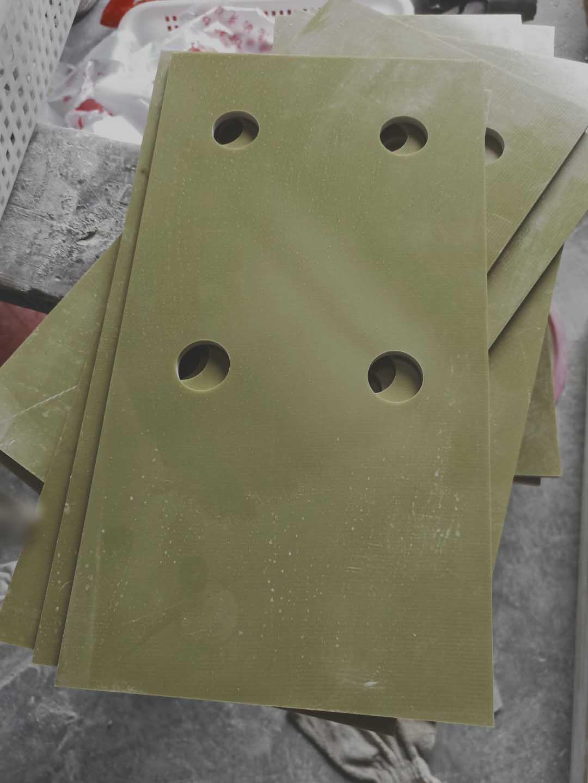 云母板加工件